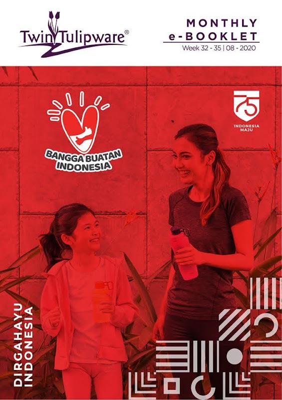 Booklet Twin Tulipware Agustus 2020
