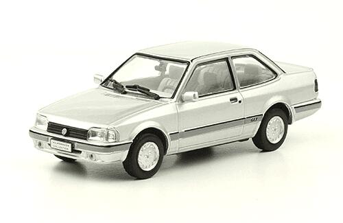 volkswagen Apollo GLS 1990 1:43, volkswagen collection, colección volkswagen méxico