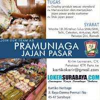 Lowongan Kerja Surabaya Terbaru di Kartiko Heritage Oktober 2019