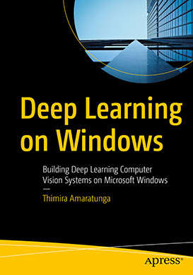 The Cover of 'Deep Learning on Windows'