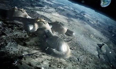 Đã tìm ra nơi ở tốt nhất của loài người trên Mặt Trăng