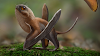 Scientists discover an Adorable Pterosaur from the Jurassic of China