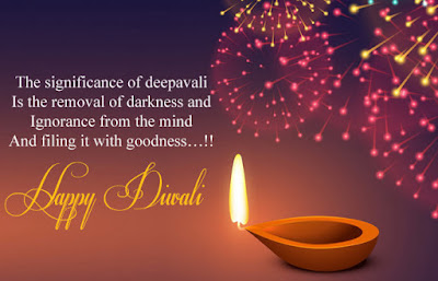Diwali Wishes Image 2019