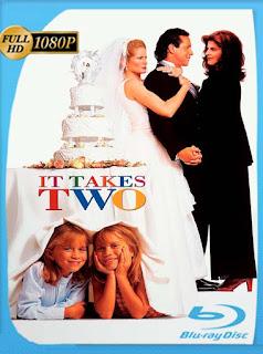 Doble de amor (It Takes Two) (1995) HD [1080p] Latino [GoogleDrive] PGD