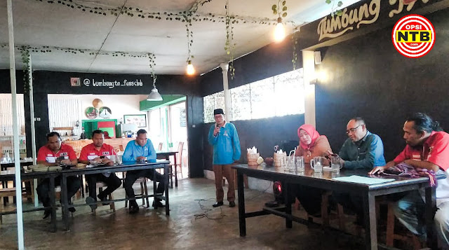 DPD LIRA Lombok Timur Bentuk Timsus Corona