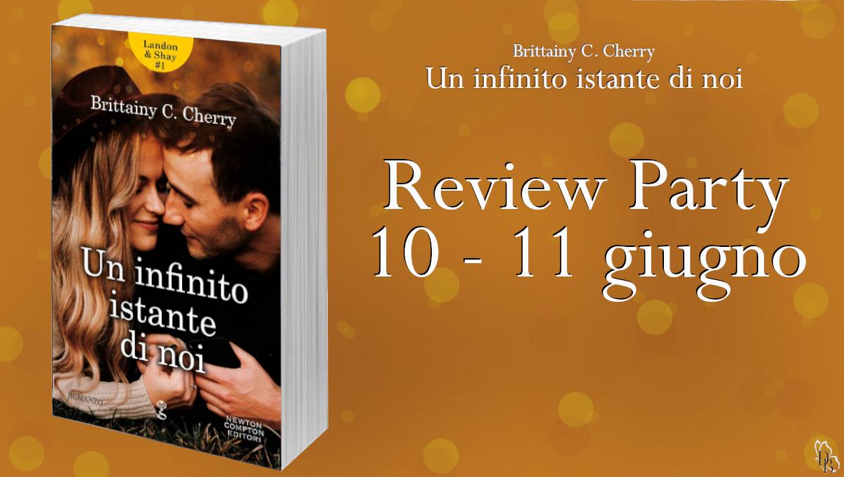Recensione di Un infinito istante di noi di Brittainy C. Cherry