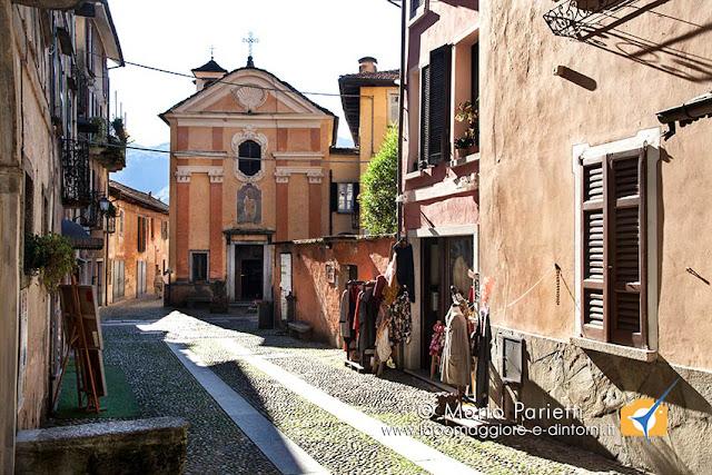 Orta san giulio centro storico