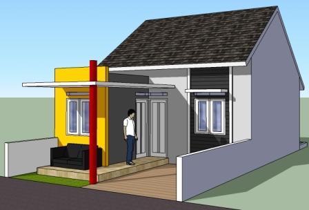 desain rumah type 30/61, 36/72, 45/84 dan 50/96   mohammad