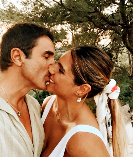 Ivana Icardi, who left her mark on Survivor in Spain, shared her photo with her lover
