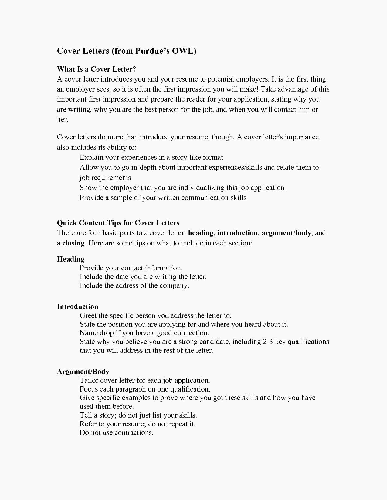Cover Letter Guidelines Purdue Large Photos Most Effective