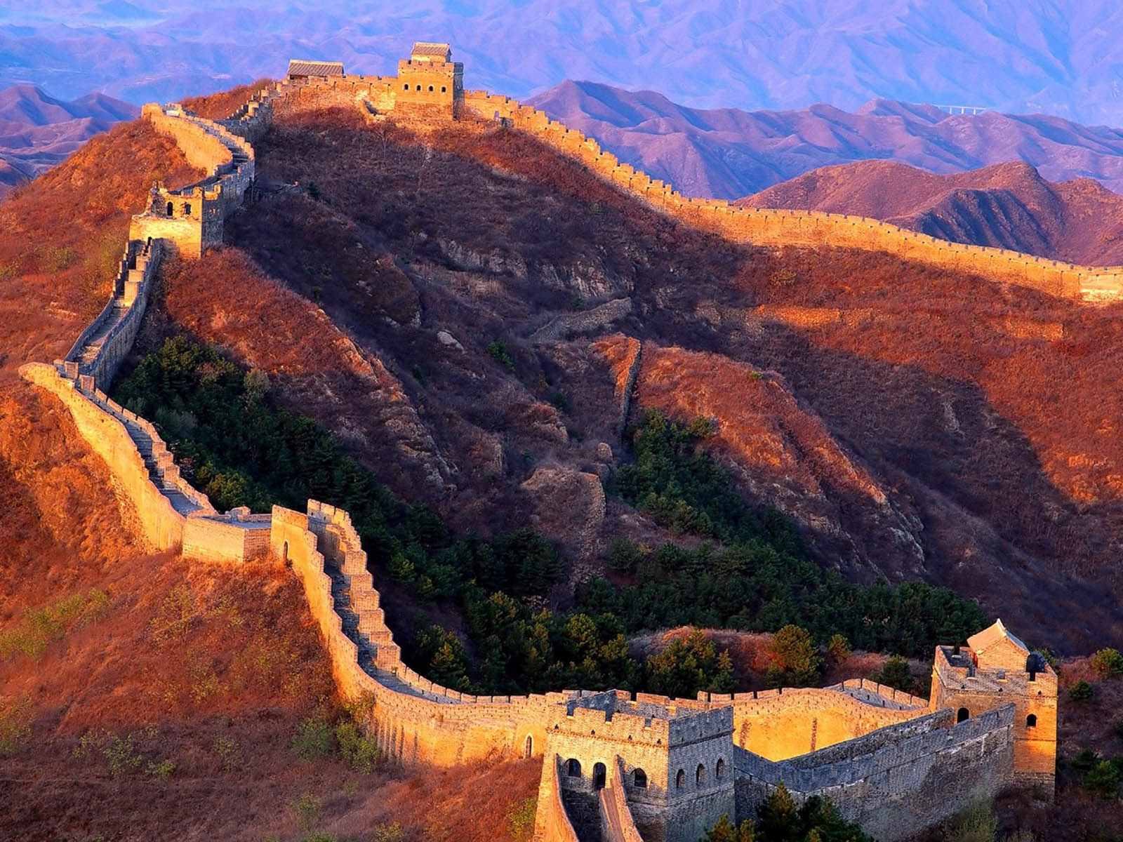 Wallpapers Great Wall Of China