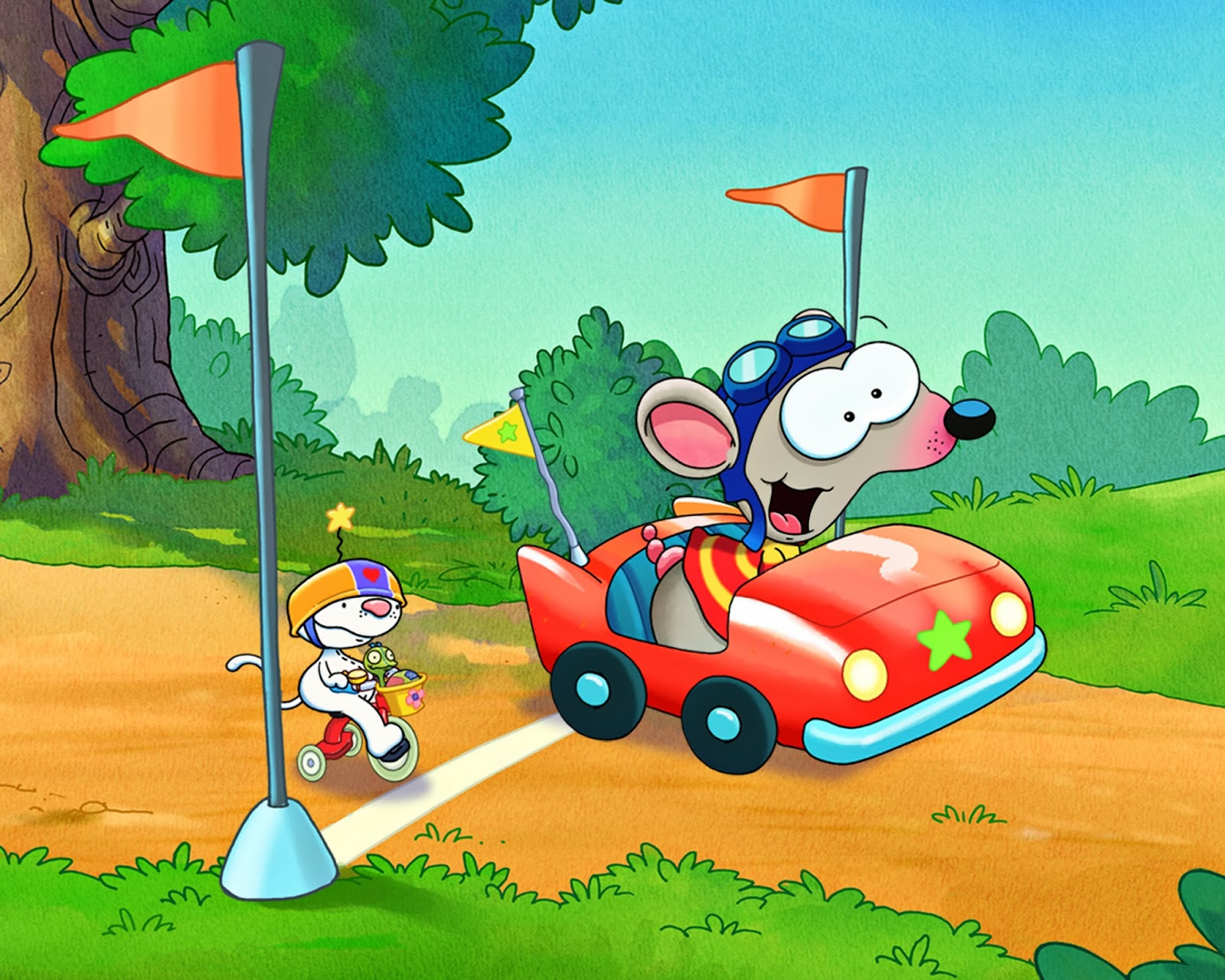 Shelly's Bits and Pieces: Toopy and Binoo Animated Series ...