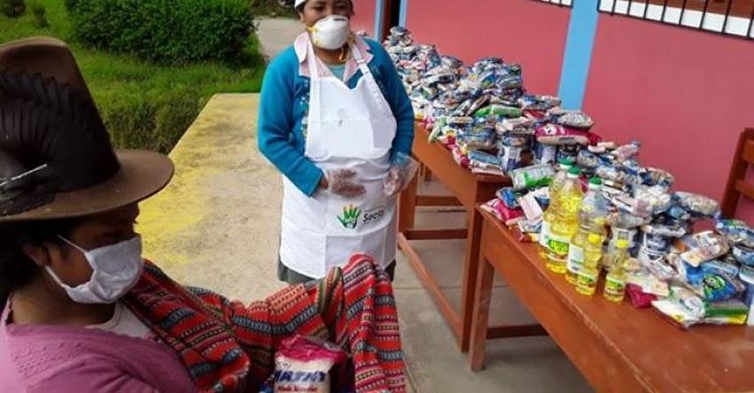 QALI WARMA: Programa social entrega más de 500 toneladas de alimentos a instituciones educativas de Áncash - www.qaliwarma.gob.pe