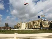 Tired Egyptians welcome stability