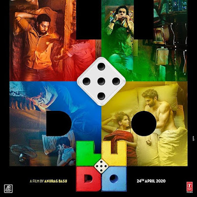Ludo(film) movie Wiki, Cast
