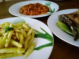 Recette du Meqli - Assortiment de légumes et de viande frits à la tunisienne