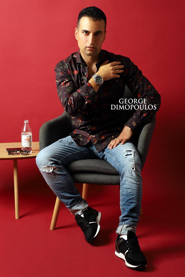 ΦΩΤΟΓΡΑΦΟΣ ΜΟΔΑΣ GEORGE DIMOPOULOS ΦΩΤΟΓΡΑΦΙΣΗ ΜΟΝΤΕΛΩΝ ΜΟΝΤΕΛΟ ΣΤΟΥΝΤΙΟ MODEL BOOK ΣΤΟΥΝΤΙΟ ΜΟΝΤΕΛΑ Fashion Model Photoshoot by George Dimopoulos