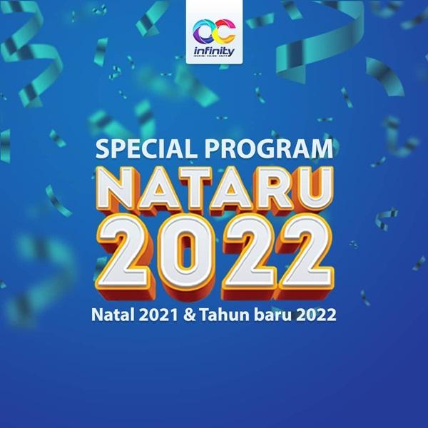 Program natal 2021 dan tahun baru 2022