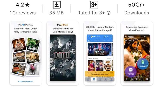 MX Video Player App Download