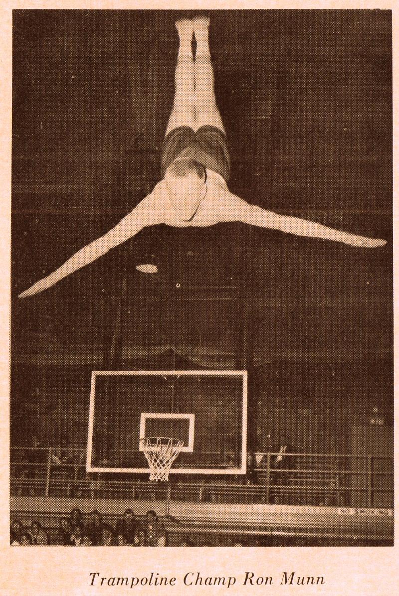U 2 1959 Trampoline Hist...