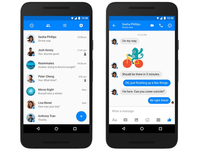 messenger download for facebook chat