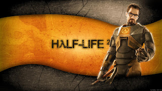 لعبة الاكشن و القتال half life 2 هالف لايف