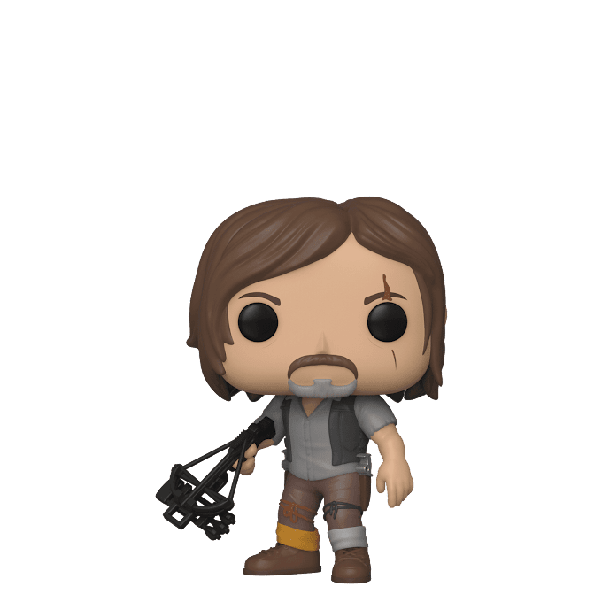 Nuevos Funko Pop de The Walking Dead anunciados
