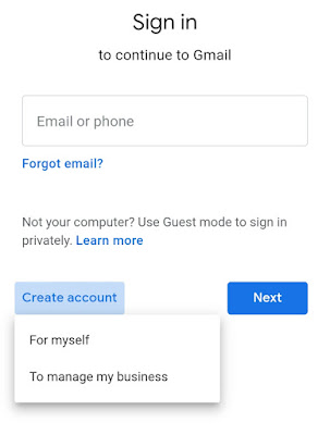 Step-to-create-gmail-account