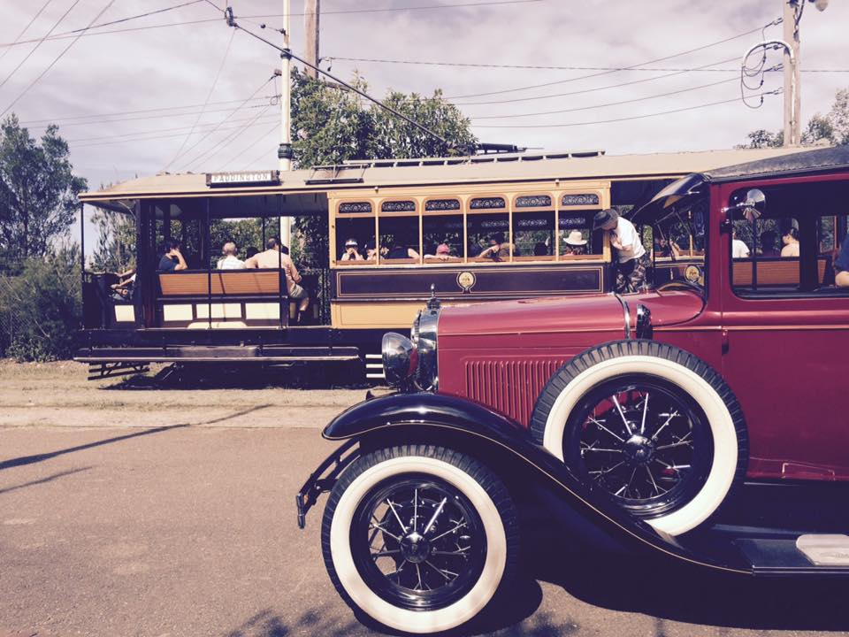 Cronulla Pre-WWII Vintage Car & Bike Show: Our Vintage cars to ...
