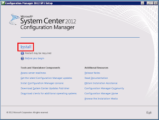 How to upgrade System Center Configuration Manager 2012 to SP1 2