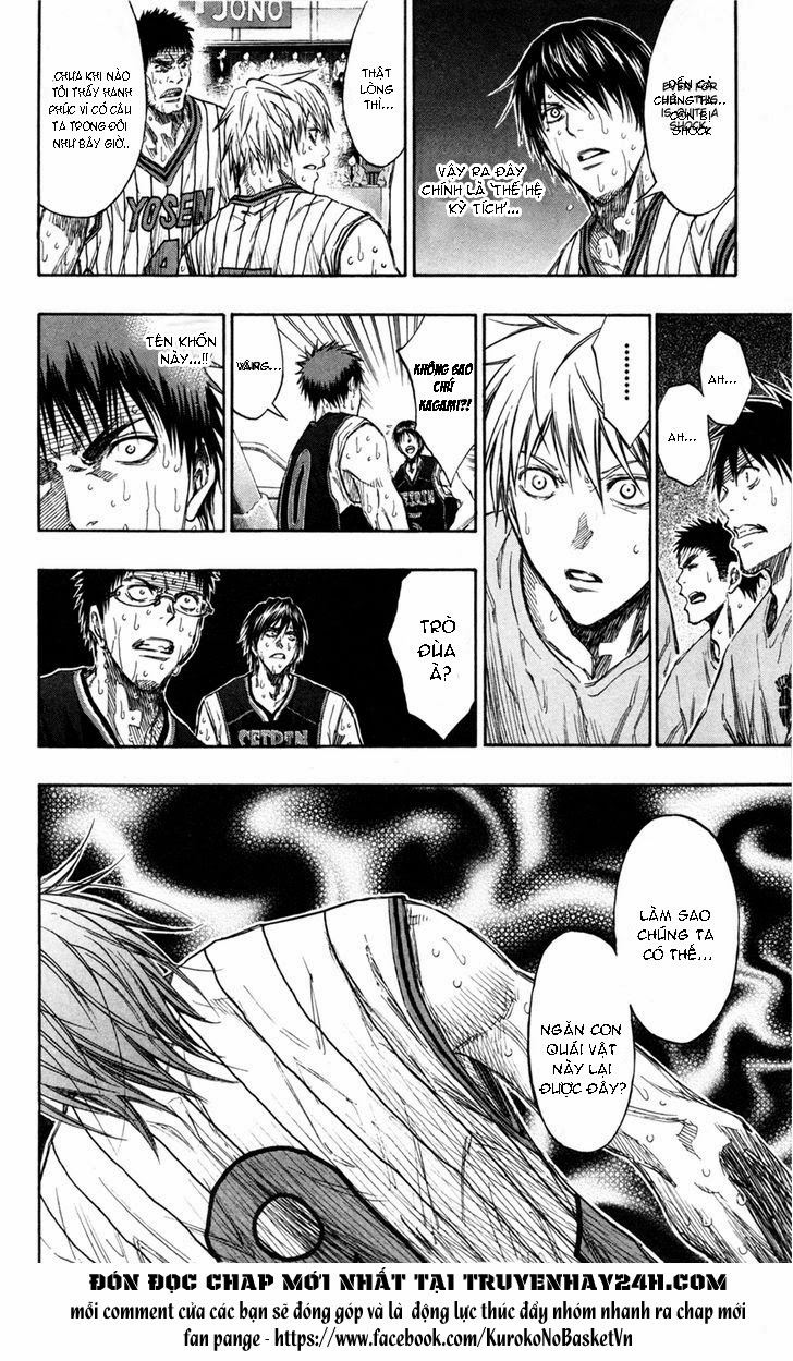 Kuroko No Basket chap 157 trang 3