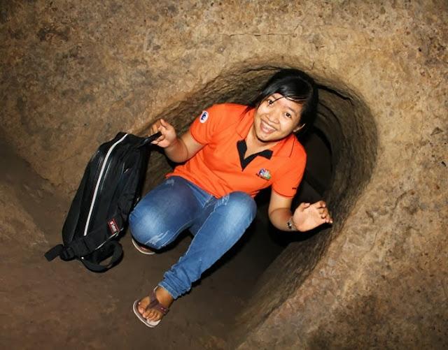 Cu Chi tunnels 3