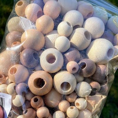 Macrame Plant Hanger Beads