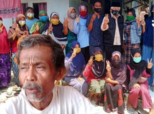 Ini Alasan Warga Dusun Cirapuan Pilih Pasangan AMAN