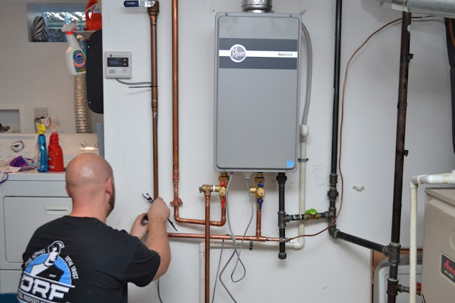 What Does A Tankless Water Heater Cost To Install