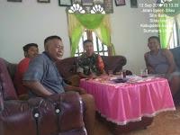 Jalin Ukhuwah Islamiyah, Babinsa Koramil 07/AJ Serka Syahrul Warta Wijaya Komsos Dengan Tomas Di Wilayah Binaan