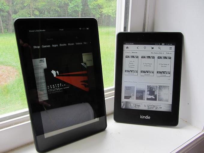 Sorteio Kindle Fire HD 10 ou Kindle Paperwhite