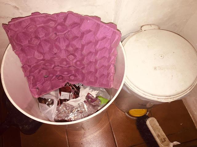 Separar los residuos