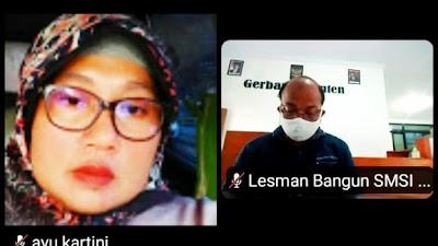 Diskusi Lingkar Merdeka SMSI, Dubes Palestina Berterima Kasih Kepada Pers Indonesia