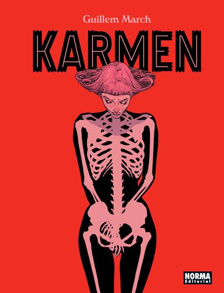 Review de Karmen de Guillem March - Norma Editorial