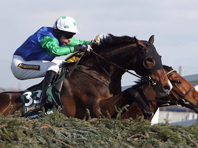 Comply Or Die Wins Grand National 2008
