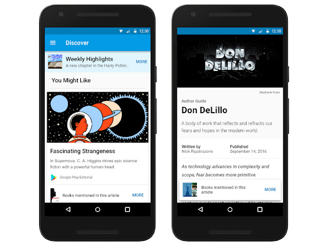 Now Google Play Books Much Smarter For Better Book Recommendations