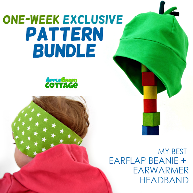 sewing pattern bundle