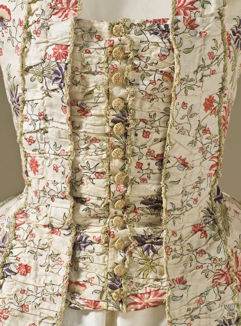 18th century Costume - Robe a la Francais - Historical outfits