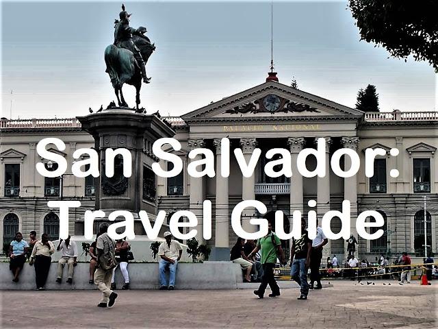 san salvador travel guide