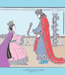 Re Assuero e regina Ester