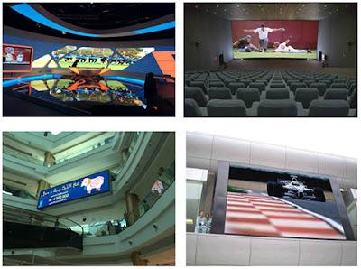 Công ty cung cấp màn hình led p5 chính hãng tại Sơn La