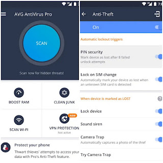 AVG Anti virus for Android Security
