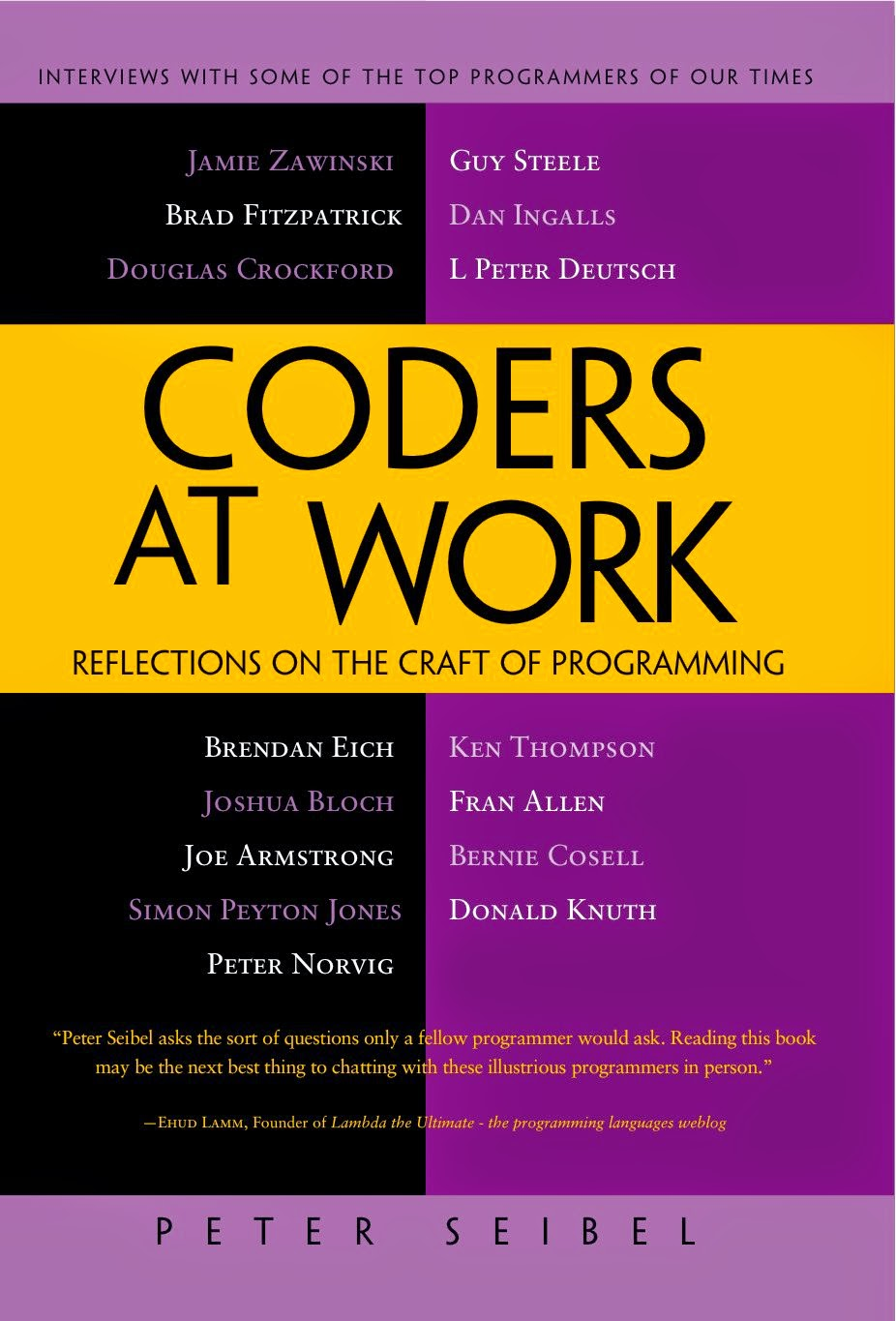 Books to become better coders