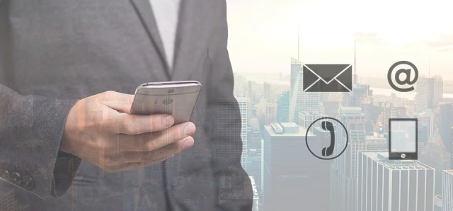 create a email for business